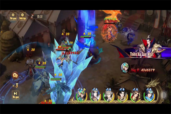 download Ace Defender mod