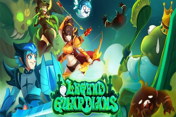 game Legend Guardians Mod