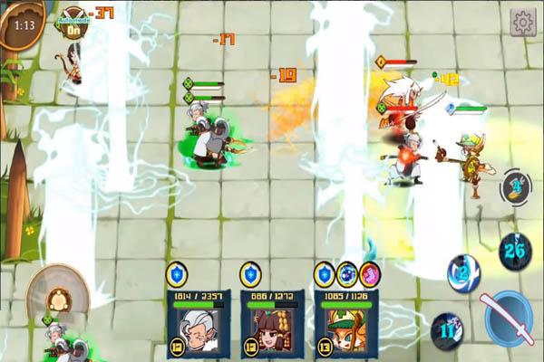 Legend Guardians Mod apk