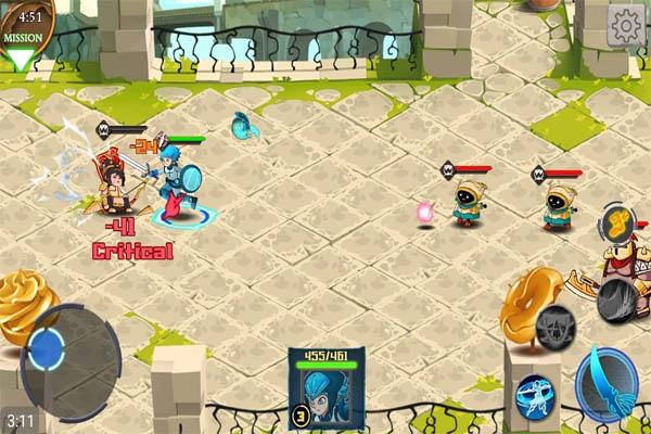 download Legend Guardians Mod apk