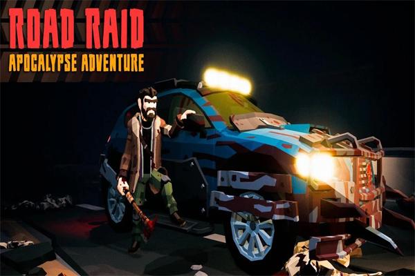 Tải Road Raid Mod