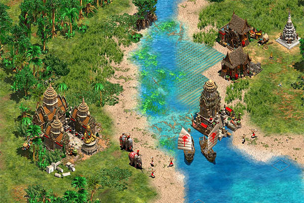 game chiến thuật Age of Fantasy Mod