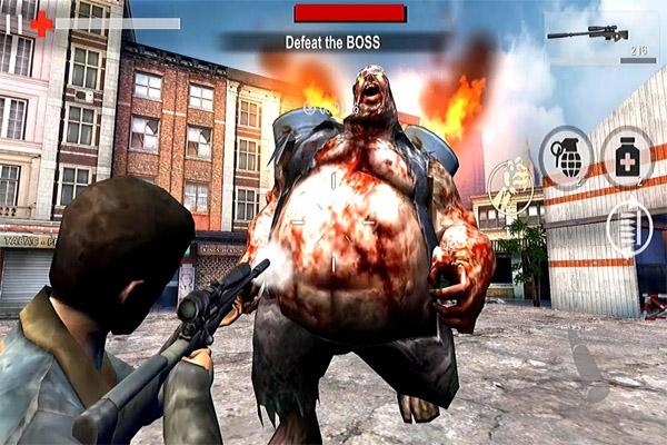 game zombie Death City Mod