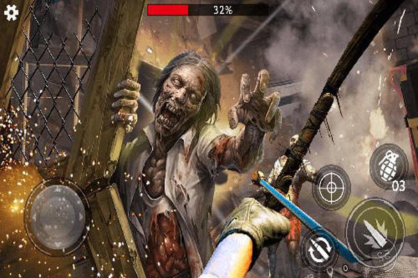 trải nghiệm game Death City Mod