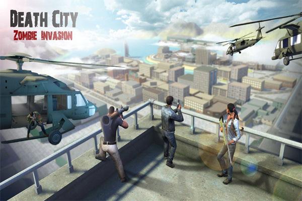 Death City Mod