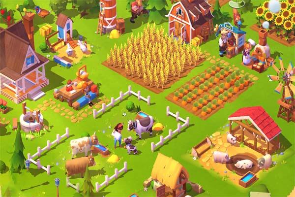 game nông trại