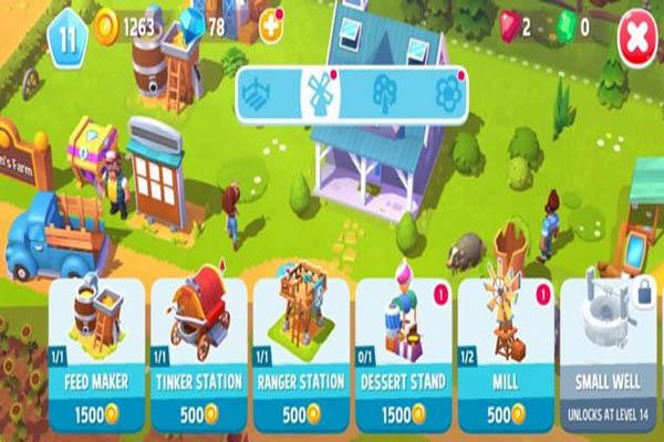 tải game FarmVille 3 mod apk