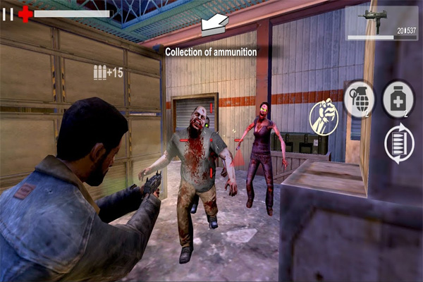 lối chơi Death City Mod