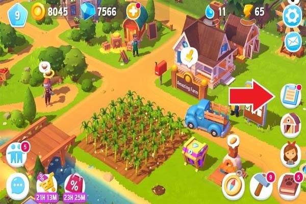 tải FarmVille 3 mod apk