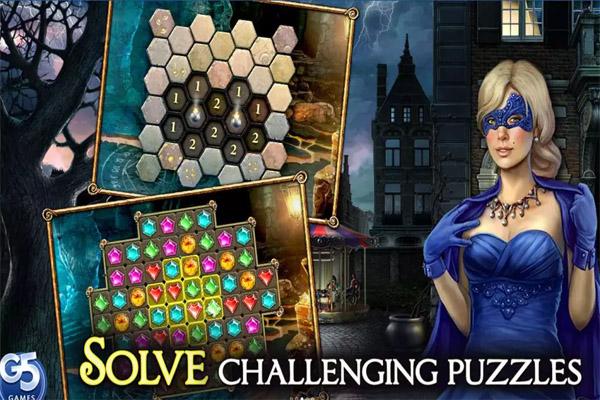 game Hidden City mod apk