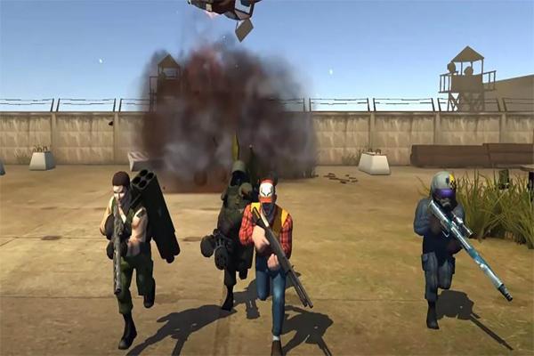 game Tacticool mod apk