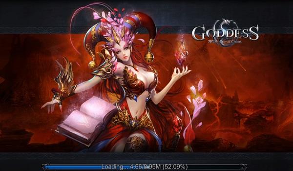 lối chơi Goddess Primal Chaos