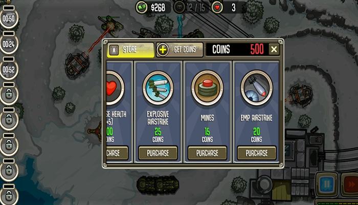 Tải Modern Defense HD Mod