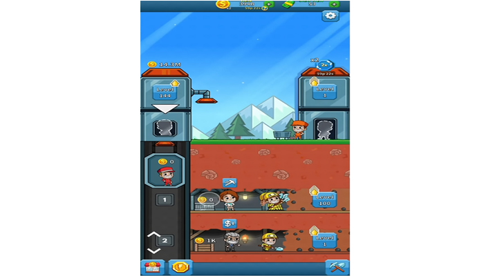 game Idle Miner Tycoon
