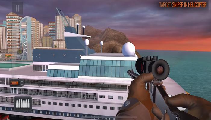 Giới thiệu Sniper 3D Assassin